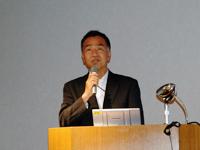 経済産業省 中部経済産業局 地域経済部 情報政策室長 長谷川 貴弘 氏