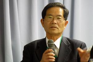 豊田工専名誉教授荻野弘氏