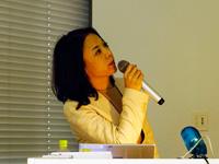 名古屋大学 未来社会創造機構 研究員 剱持 千歩 氏