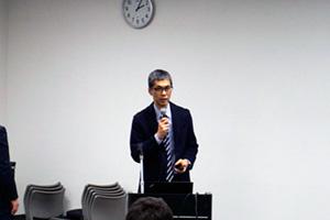 名古屋大学 未来材料システム研究所 教授 山本 俊行 氏