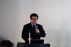 名古屋工業大学 大学院工学研究科 特任研究員 今枝 輝義 氏