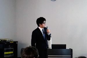 名古屋工業大学 大学院工学研究科 特任研究員 林 政行 氏