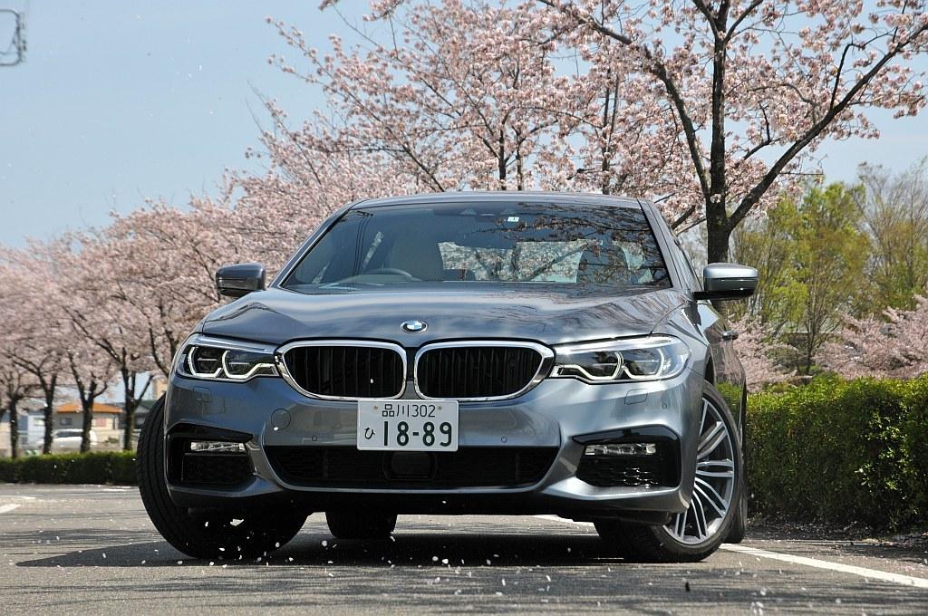BMW 540i M Sportの写真