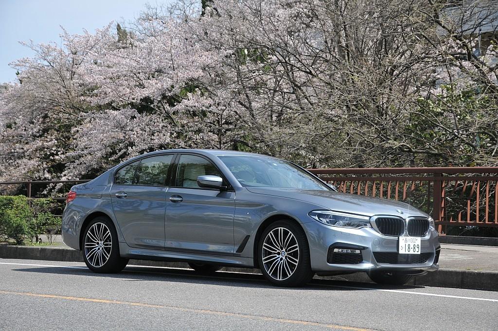 BMW 5シリーズ(G30)の画像
