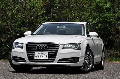アウディ アウディ a8 新型 : motordays.com
