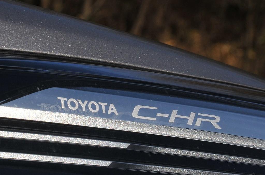 トヨタ C-HRの画像
