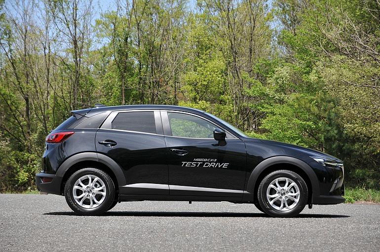 Mazda Cx 3 >> MOTOR DAYS新車試乗記 拡大画像