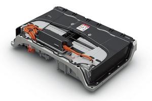 フォルクスワーゲン ゴルフ GTEのリチウムイオン電池の画像