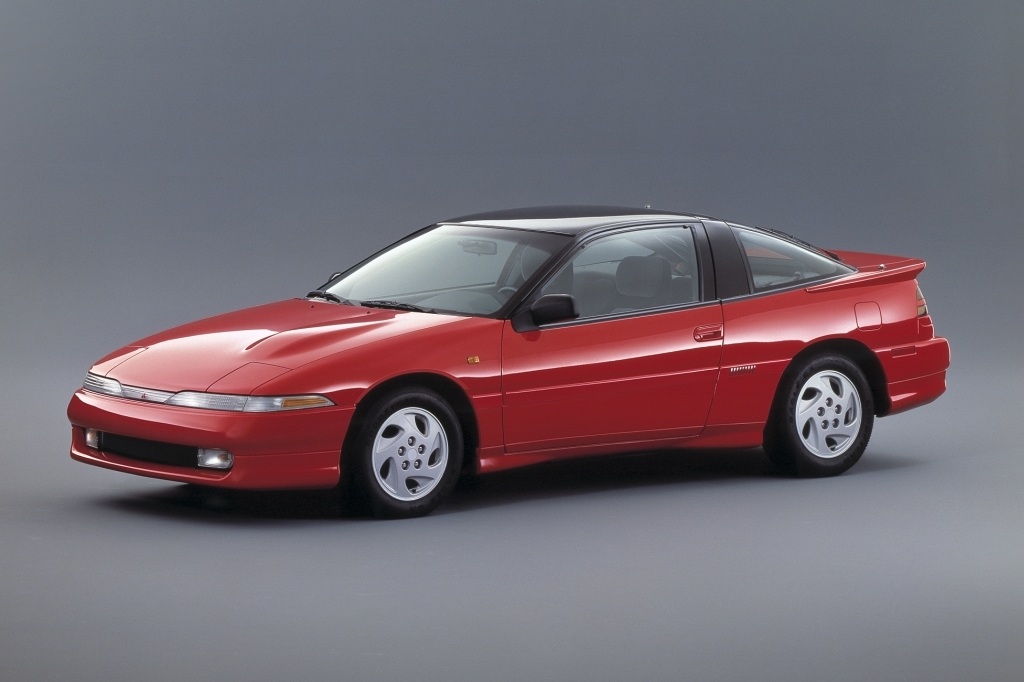 三菱 エクリプス(1989~95年)