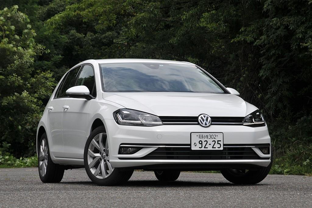 VW ゴルフ TSI ハイラインの写真