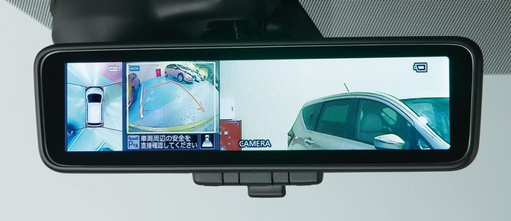 日産 ノート e-POWERのビューモニター写真