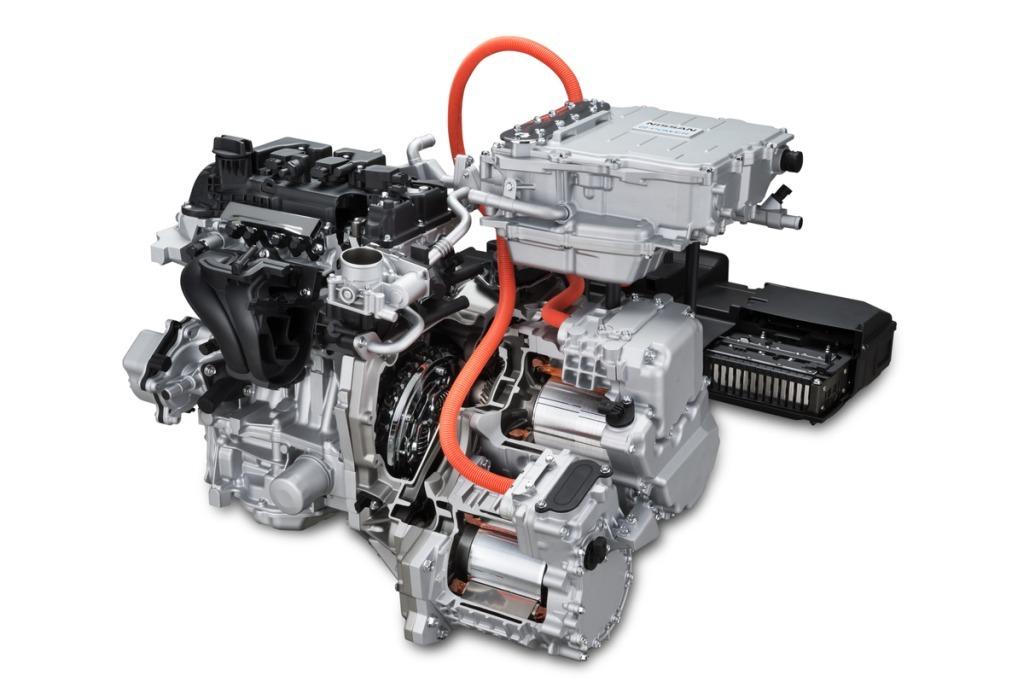 日産 ノート e-POWERのモーター