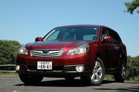 Subaru Legacy 3.6 R >> スバル レガシィ アウトバック 3.6R 新車試乗記 - MOTOR DAYS(モーターデイズ)