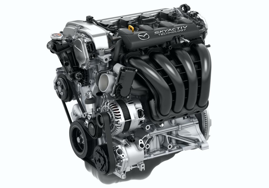 マツダ ロードスター RFのエンジン、SKYACTIV-G 2.0