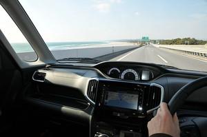運転中の視界