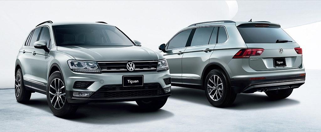 VW ティグアン TSI コンフォートラインの画像
