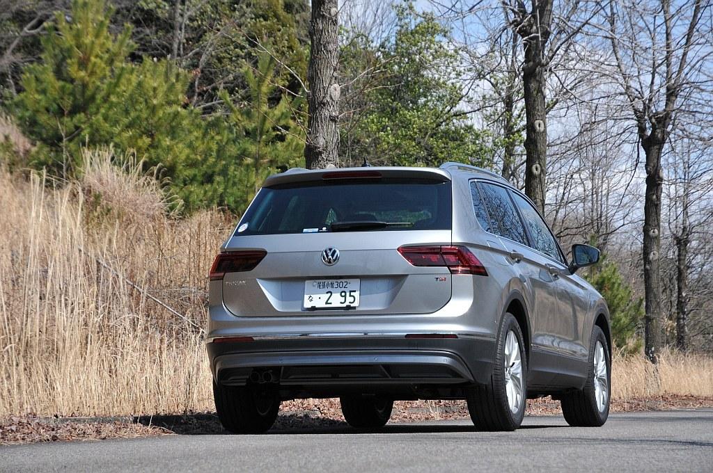 VW ティグアンの画像