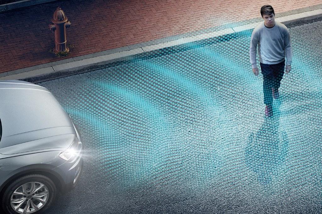 VW ティグアン、VWオールイン・セーフティの画像