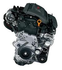 フォルクスワーゲン ゴルフ GTIのエンジンの画像