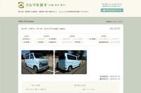 自動車の個人売買&個人交換の支援専門サイト「カエルナラ」