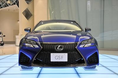 レクサス、新型車「GS F」を発売