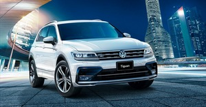 VW ティグアン新型発売、8年ぶりのフルチェンで「つながるSUV」に進化…360万円~:リリース情報