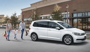 VW ゴルフ トゥーラン、安全・快適装備充実の限定モデル第2弾を発売:リリース情報
